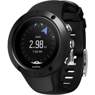 Suunto Spartan Trainer Wrist HR black Multifunktionsuhr black