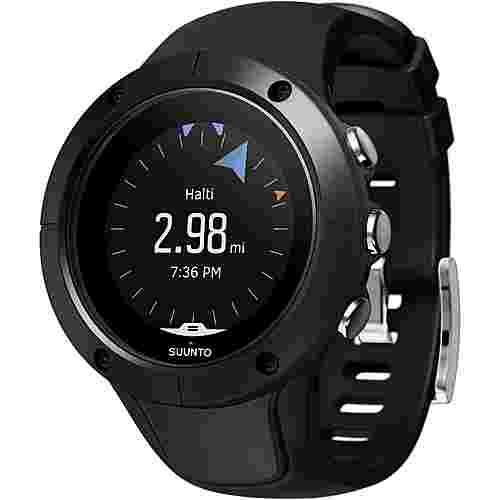 Suunto Spartan Trainer Wrist HR black Multifunktionsuhr black