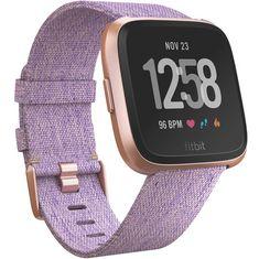 FitBit Versa SE Smartwatch lavender
