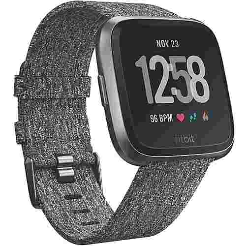 FitBit Versa SE Smartwatch charcoal