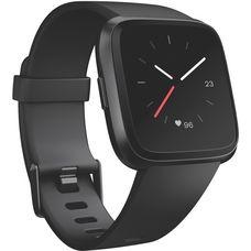 FitBit Versa Smartwatch black-aluminium
