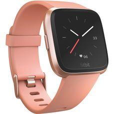 FitBit Versa Smartwatch peach- rose gold