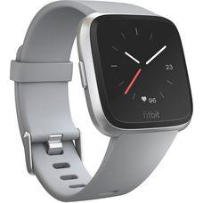 FitBit Versa Smartwatch gray-silver