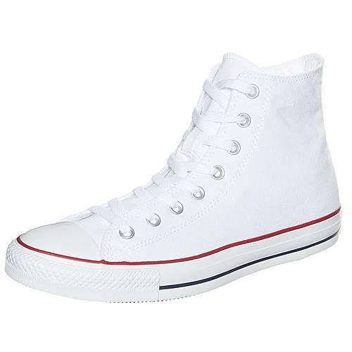 CONVERSE Chuck Taylor All Star Hi Sneaker Damen weiß