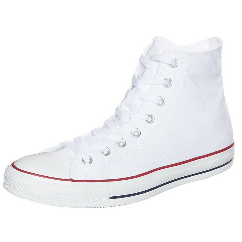 546896c22e0f Converse High Chuck Taylor All Star Damen Sneaker Weiß - associate-degree.de