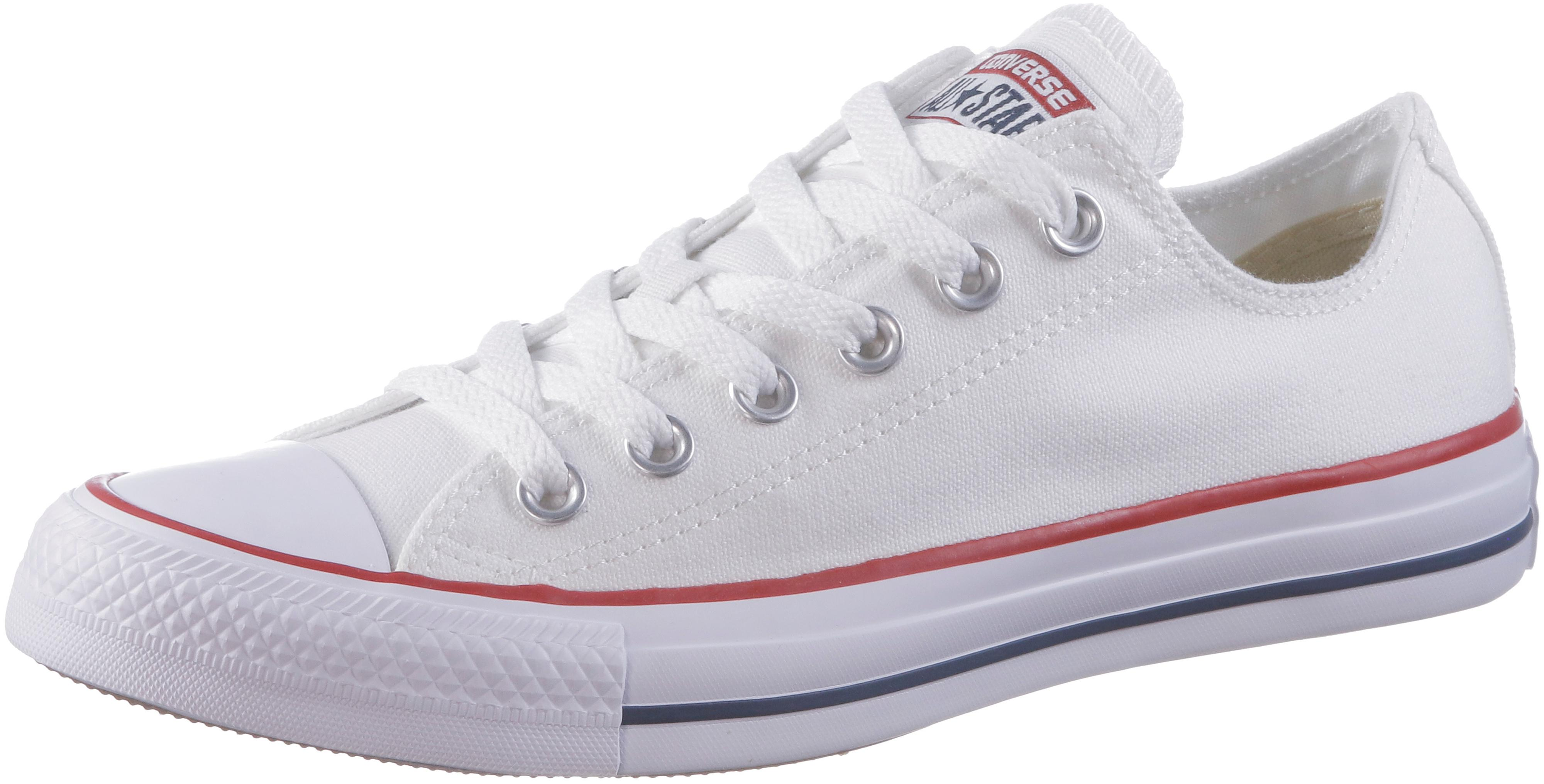 Fein Converse Chuck Taylor All Star Low Herren Sneakers Rot
