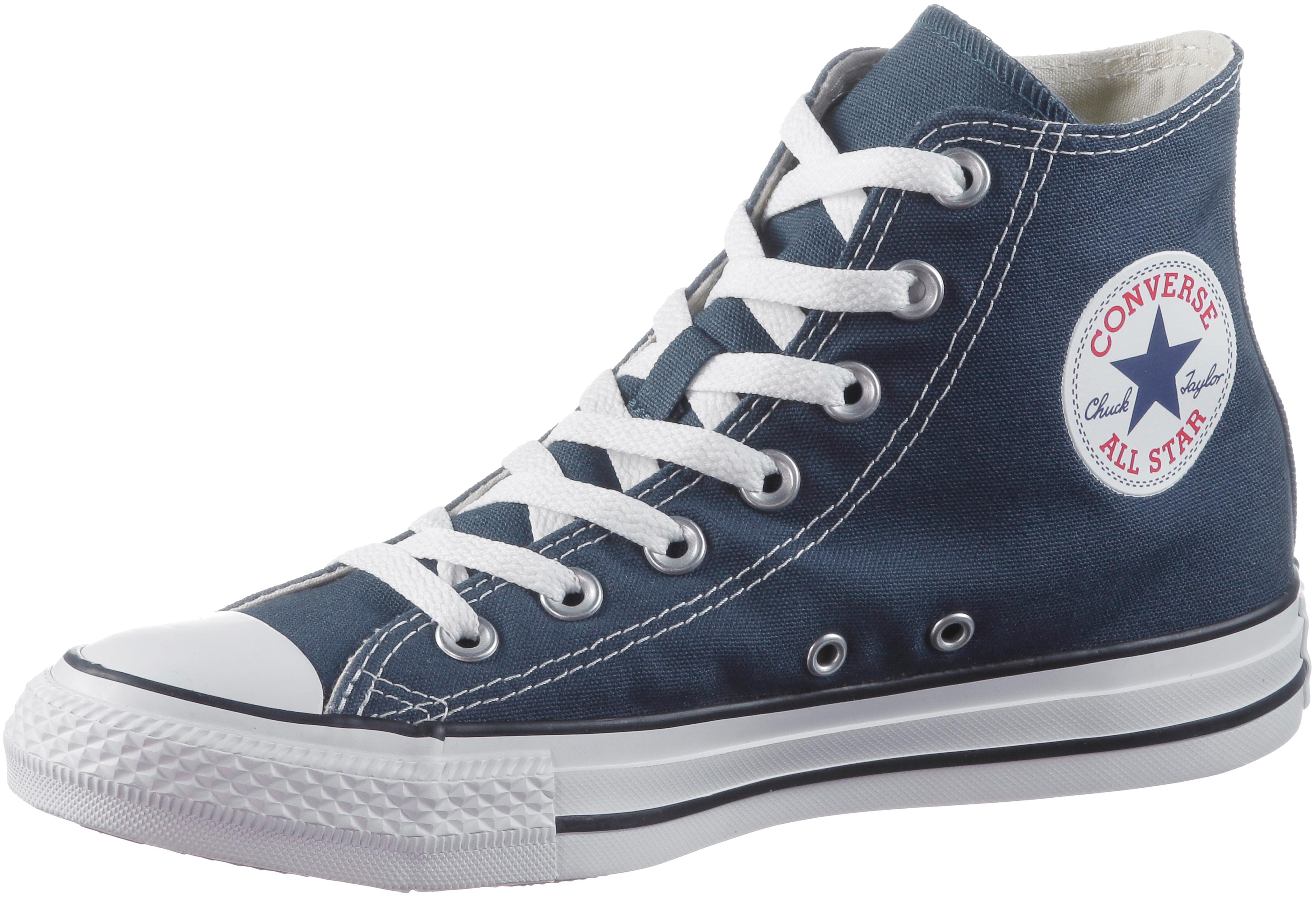 CONVERSE Chuck Taylor All Star High Sneaker Damen navy im Online Shop von  SportScheck kaufen