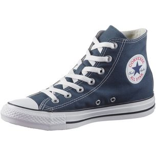 CONVERSE Chuck Taylor All Star High Sneaker Damen navy 508e5fc729