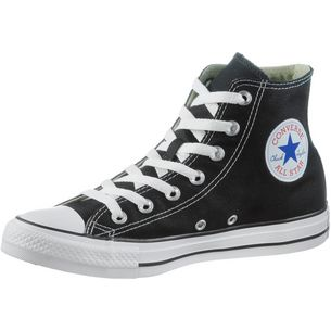 CONVERSE Chuck Taylor All Star Hi Sneaker Damen schwarz