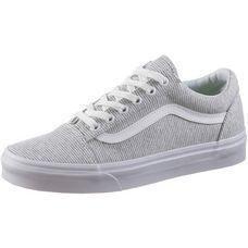 Vans Old Skool Sneaker Damen gray-true white