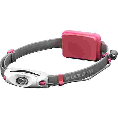 Led Lenser Neo4 Stirnlampe LED pink