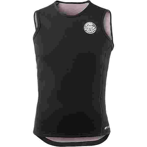 Rip Curl FlashBomb sleevless vest 0,5mm Neoprenshirt BLACK