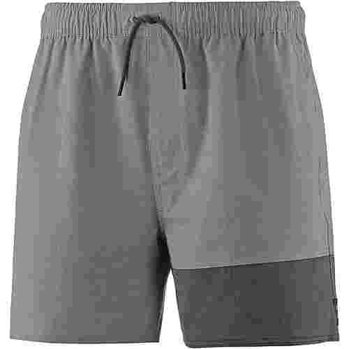 Rip Curl Surfing is my Sport Badeshorts Herren gray flannel