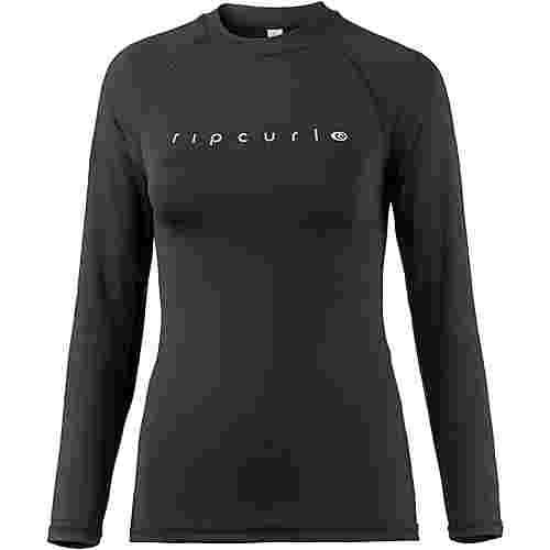 Rip Curl SUNNY RAYS  RELAXED L/SL Surf Shirt Damen black