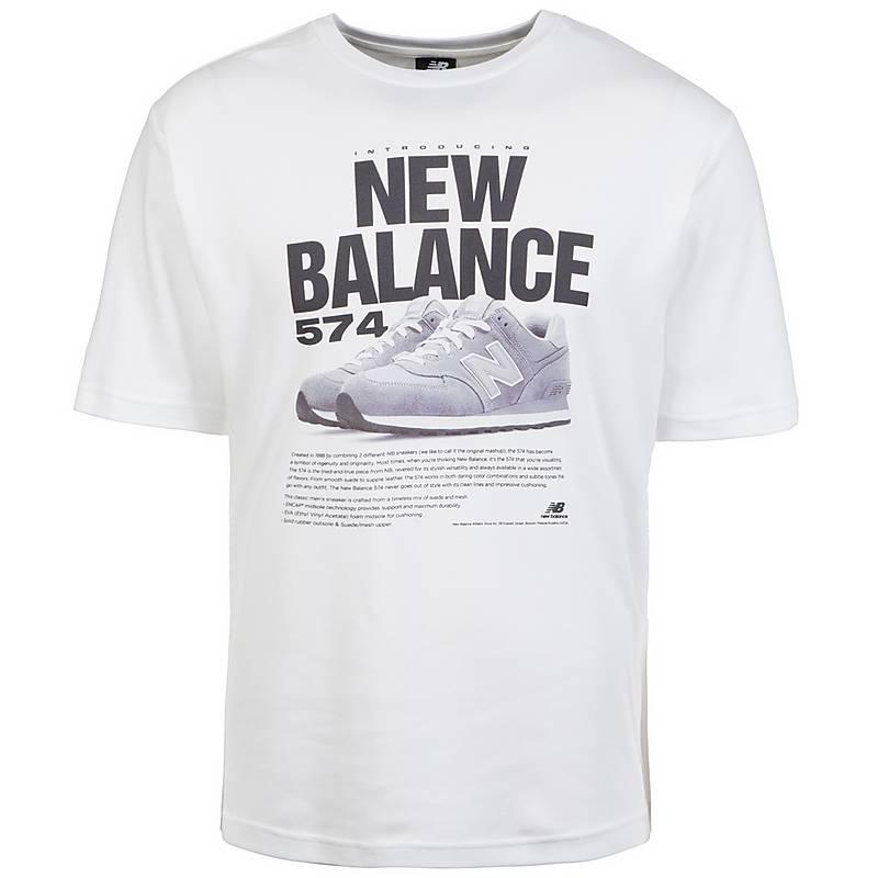 new balance tshirt 574