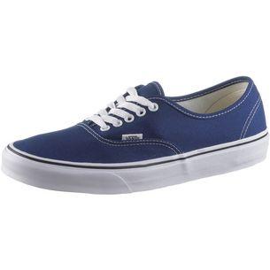 Vans Authentic Sneaker Herren estate blue-true white