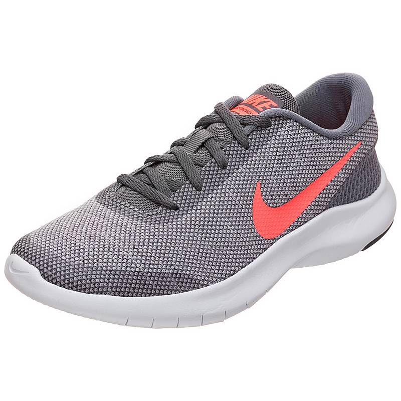 NikeFlex Experience 7  LaufschuheDamen  grau / weiß / rosa