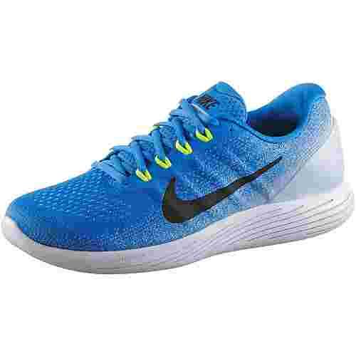 Nike LUNARGLIDE 9 Laufschuhe Herren italy-blue-black-hydrogen-blue