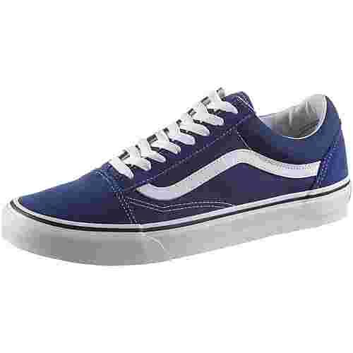 Vans Old Skool Sneaker Herren estate blue-true white
