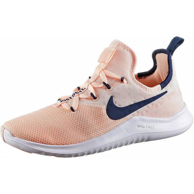 Nike Free TR 8 Fitnessschuhe Damen crimson tint-navy-white im Online ... 509fee5f11