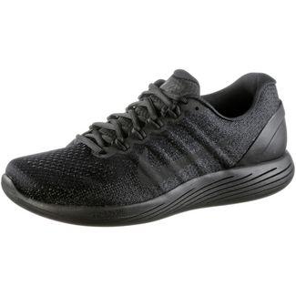 Nike LUNARGLIDE 9 Laufschuhe Herren black-black-anthracite-volt