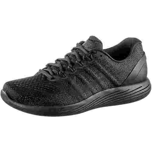 Nike NIKE LUNARGLIDE 9 Laufschuhe Herren black-black-anthracite-volt