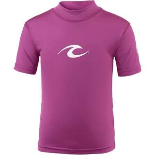 Rip Curl GROM CORPO S/S Surf Shirt Kinder PURPLE
