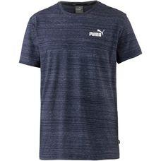 PUMA T-Shirt Herren peacoat