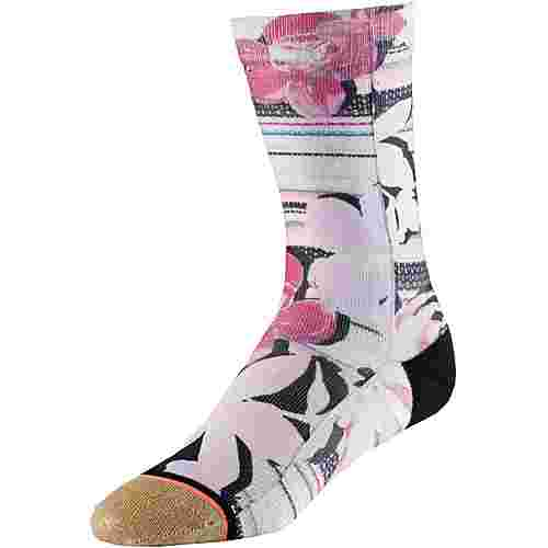 Stance SANTORINI TOMBOY Sneakersocken Damen pink