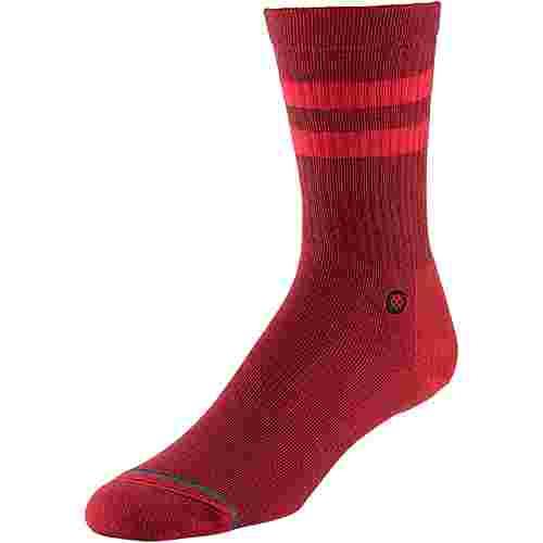 Stance Sneakersocken Herren primary red