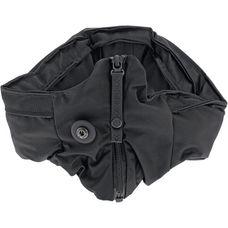 Hövding 2.0 Airbag Helm Fahrradhelm schwarz