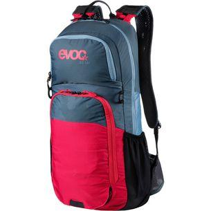 EVOC CC 16l Fahrradrucksack slate-red