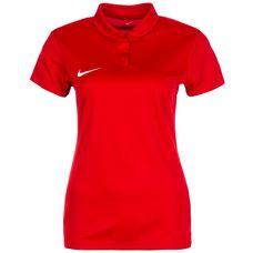 Nike Dry Academy 18 Poloshirt Damen rot