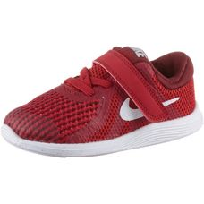 Nike REVOLUTION Laufschuhe Kinder gym red-white-team red-black