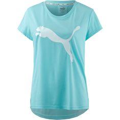 PUMA Urban Sports T-Shirt Damen island paradise