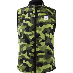 Saysky Wellington Laufweste Herren green-splinter-camo