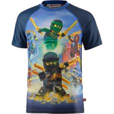 Lego Wear UV-Shirt Kinder blue