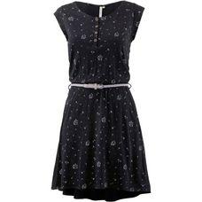 Ragwear ZEPHIE ORGANIC Jerseykleid Damen black