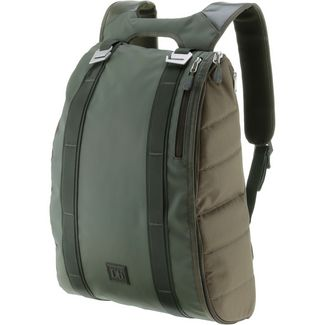 Douchebags Rucksack Base 15L Daypack pine green
