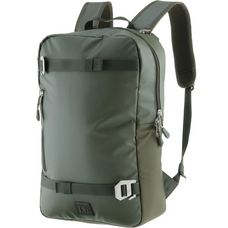 Douchebags The Scholar Daypack pine green