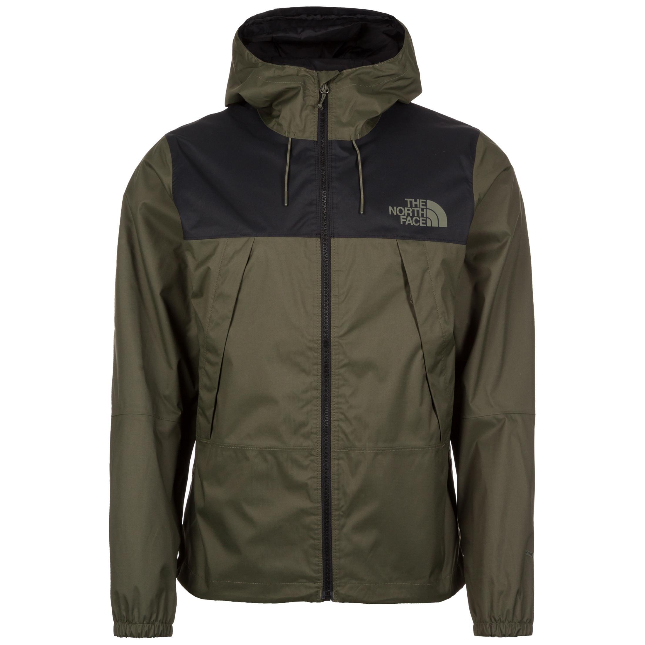 ae37f26aed The North Face 1990 Mountain Q Jacke Herren grün / schwarz im Online Shop  von SportScheck kaufen