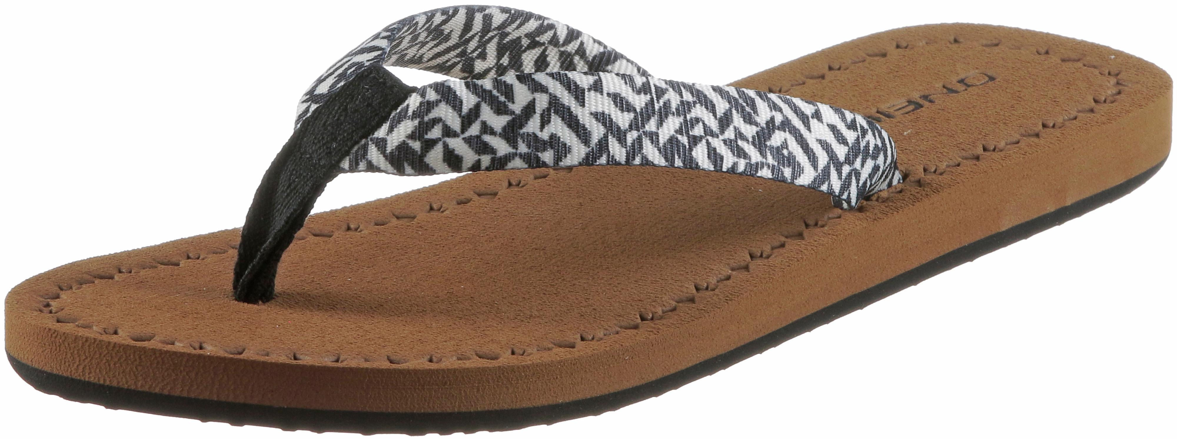 O'NEILL WOVEN STRAP Zehentrenner Damen Damen Damen schwarz GRAPHIC SMALL W  Rosa im Online Shop von SportScheck kaufen Gute Qualität beliebte Schuhe 6f3266