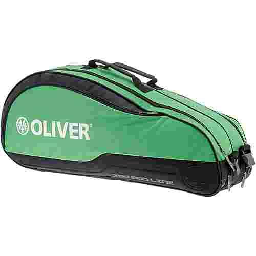 OLIVER Tennistasche grün-schwarz