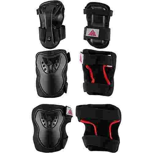 K2 SK8 HERO PRO JR PAD SET BOYS Protektorenset Kinder black