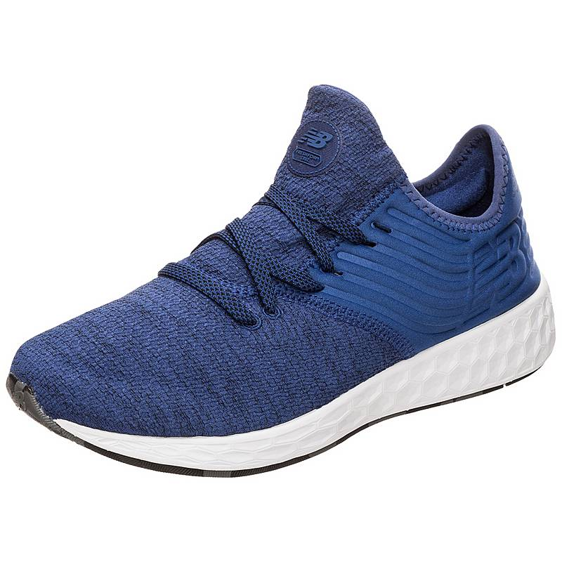 premium selection fb0dd b4581 NEW BALANCEFresh Foam Cruz Decon LaufschuheHerren blau   weiß