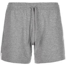 NEW BALANCE Athletics Knit Shorts Damen grau