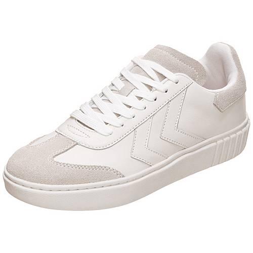 Hummel Aarhus Classic Low Sneaker Damen weiß im Online Shop