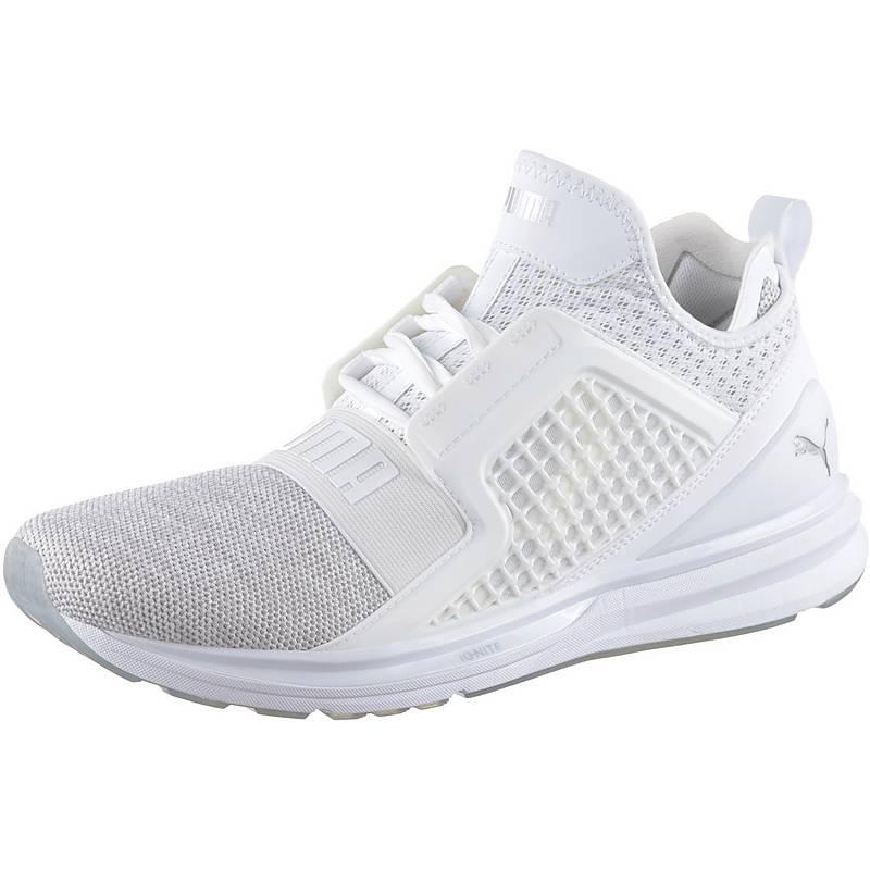 puma sneaker männer white