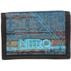 Nitro Snowboards Geldbeutel frequency blue