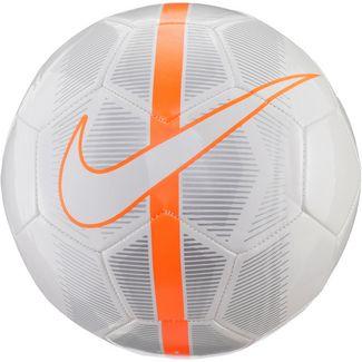 Nike MERC FADE Fußball white-silver-white